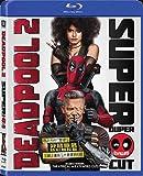 Deadpool 2 (Region A Blu-Ray) (Hong Kong Version / Chinese subtitled) 死侍2