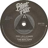 "Cry Like A Baby / Sugar Shack - Box Tops / Jimmy Gilmer / Lou Christie 7"" 45 -  Vinyl"
