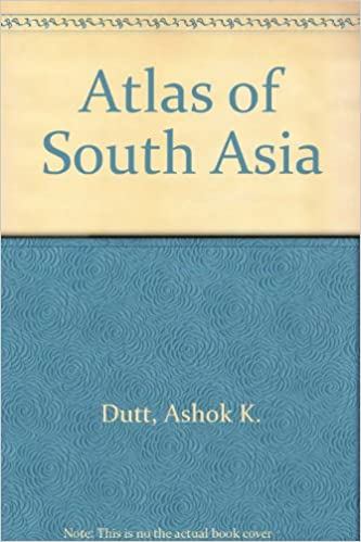Atlas of South Asia/Fully Annotated