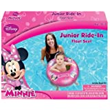 Minnie Mouse Bowtique Baby Toddler Ride-on Float Seat - Swim Raft, Ring, Pool, Beach by UPD