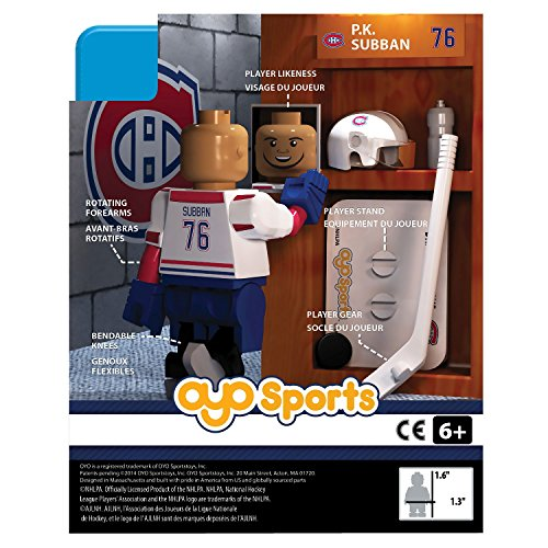 NHL Montreal Canadiens P.K. Subban GEN 2 Limited Edition