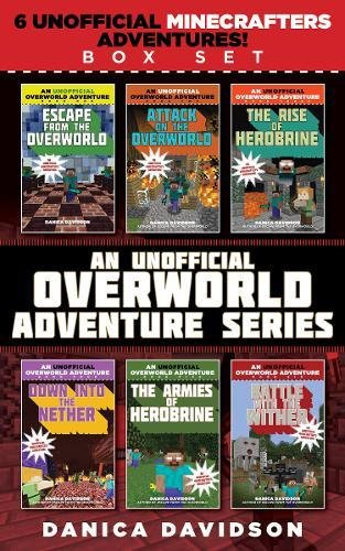An Unofficial Overworld Adventure Series Box Set cover