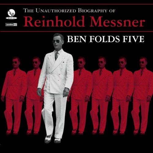 Image result for ben folds five the unauthorized biography vinyl art