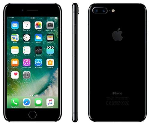 iphone 7 plus noir mat