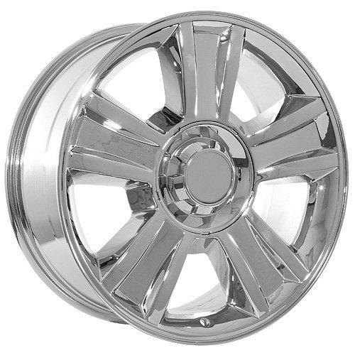 Amazon 20 inch chrome chevy silverado suburban tahoe avalanche amazon 20 inch chrome chevy silverado suburban tahoe avalanche wheels rims automotive publicscrutiny Gallery