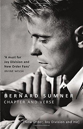 """Chapter and Verse - New Order, Joy Division and Me"" av Bernard Sumner"