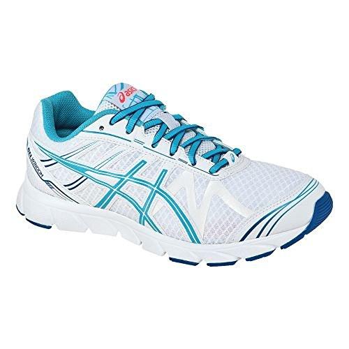 ASICS Women's GEL-Windom Cross Trainer,White/Turquoise/Royal,11 M US For Sale