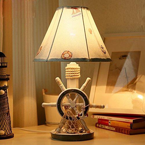 Kindertischlampe Schlafzimmer Nacht Studie Mittelmeer minimalistisch moderne Dekostoff Nacht kreative Hochzeitsgeschenk