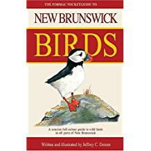 The Formac Pocketguide to New Brunswick Birds