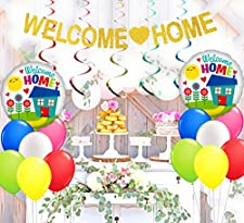 Welcome Home Decorations