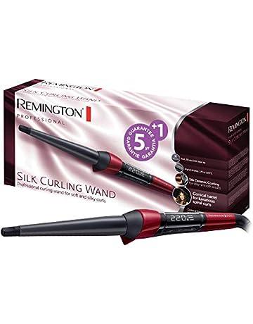 Remington Silk CI96W1 - Rizador de pelo, Pinza de 13 a 25 mm, Cerámica