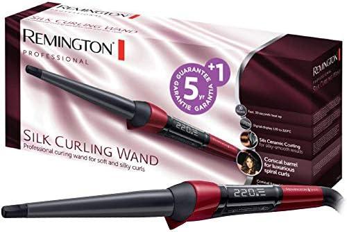 Remington Silk CI96W1 - Rizador de pelo, Pinza de 13 a 25 mm ...