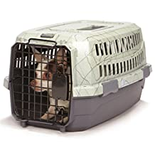 Dog Is Good Never Travel Alone Crate, Small