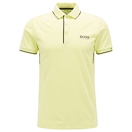 Hugo Boss Paule MK 1 Light/Pastel Green M: Amazon.es: Deportes y ...