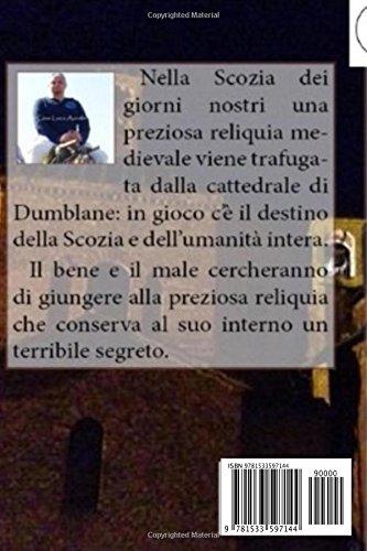 La croce di Bliant (I misteri di Dumblane) (Volume 1) (Italian Edition)