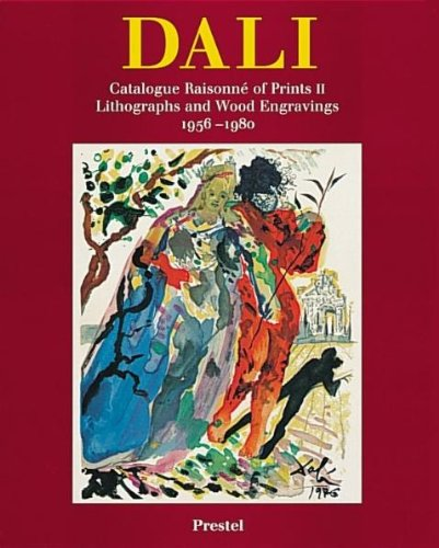 - Dali : Catalogue Raisonne of Prints II Lithographs