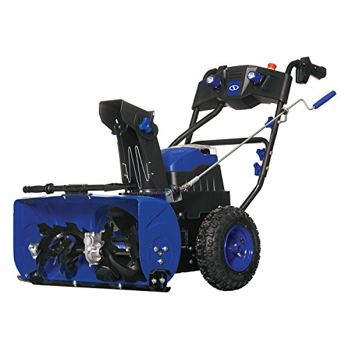 24SB-XRP 80V Max 6.0 Ah Cordless Self-Propelled Two-Stage 3-Speed + Reverse Digital Drive Snow Blower
