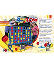 Nilco Giant Four in a Row Toy for Kids