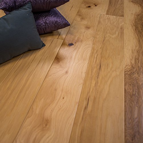 """Wide Plank 7 1/2"""" X 5/8"""" European French Oak (Natural"""