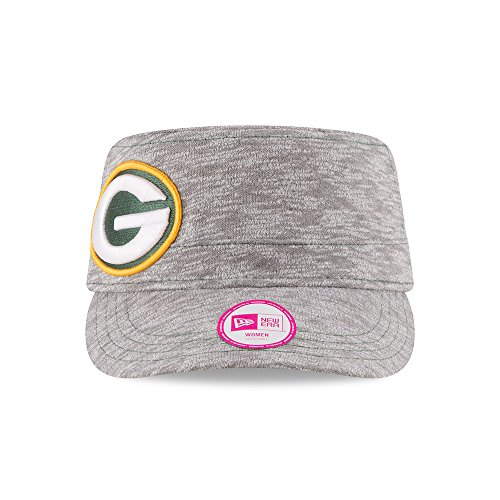 45504024 Green Bay Packers Flair Hair Visor – Football Theme Hats