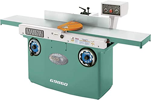 Grizzly Industrial G9860 – The Ultimate 12 Jointer