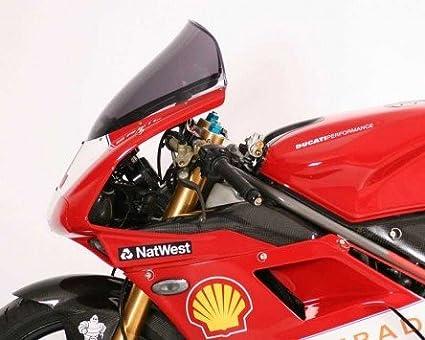 rauchgrau Ducati 748//916//996 Scheibe MRA-Tourenscheibe