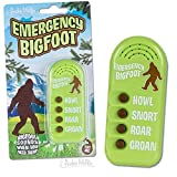 Archie McPhee Emergency Bigfoot Electronic