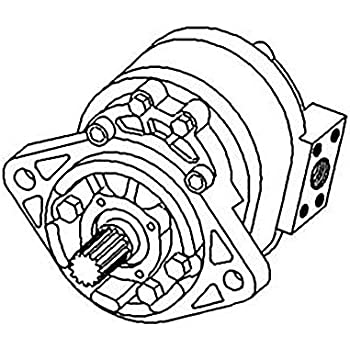 Ford 6610s Injection Pump