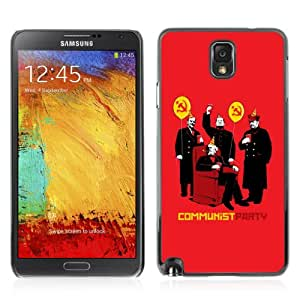 Designer Depo Hard Protection Case for Samsung Galaxy Note 3 N9000 / Communism Party