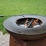 Sunnydaze Fire Pit Poker Stick - Durable Heat