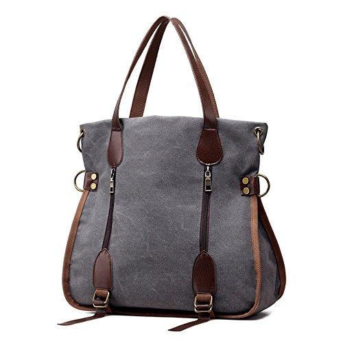 Retro Afcity Motorcycle Bag Large Handbags Tote Satchel Purses Shoulder Leisure Capacity Womens Leather AartqanZg