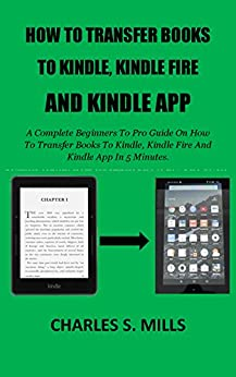 Books not showing on kindle fire