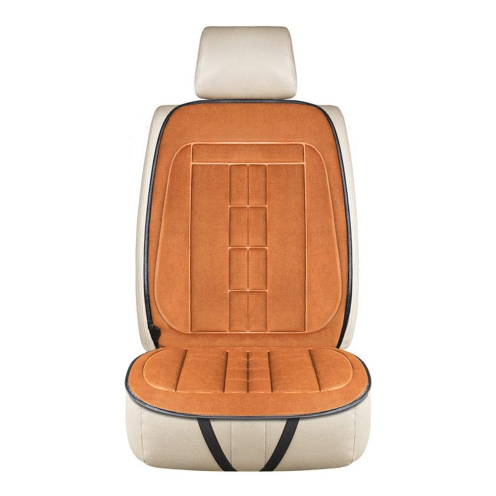 Biback Car Heated Seat Cushion Cover Auto 12V Universal Heating Heater Warmer Pad Home Office Car Chair Cushion Pad