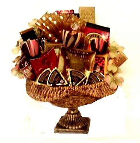 Royal Deluxe Gourmet Gift Basket by Goldspan Gift Baskets