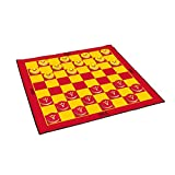 Virginia Military Institute Keydets 2-in-1 Giant Checkers & All Weather Mat