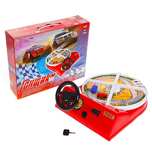 Racer M: Legendary Russian Board Game