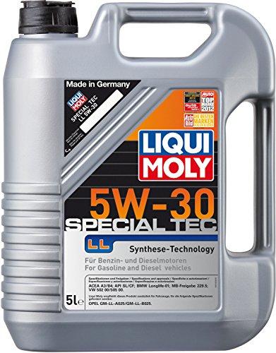 liqui-moly-2249-leichtlauf-special-ll-5w-30-motor-oil-5-liter