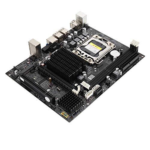 Finerplan X58 LGA 1366 DDR3 & ECC Motherboard 16GB PCI-E Mainboard for Desktop Computer