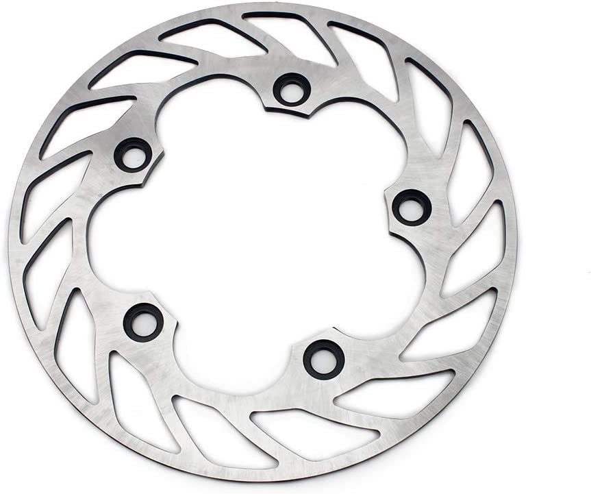 TARAZON Racing Rear Brake Rotor Disc for SUZUKI GSXR1000 GSX-R 1000 ABS 2017 2018 GSX-R1000R ABS 2017 2018