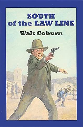 book cover of South of the Law Line