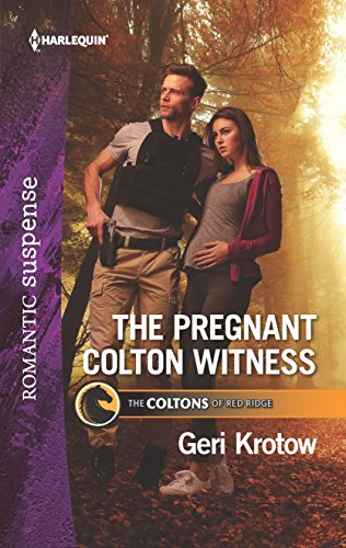 The Pregnant Colton Witness (The Coltons of Red Ridge Book 10) -