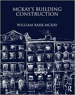 Mckay S Building Construction Amazon Co Uk William Barr Mckay
