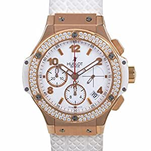 Hublot Big Bang 41mm Jeweled/ Broderie automatic-self-wind mens Watch (Certified Pre-owned)
