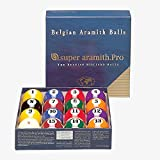Aramith 2 1/4' Regulation Size Professional Billiard Pool Balls