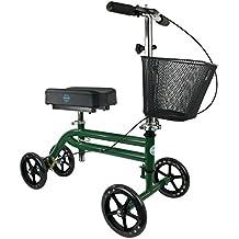 KneeRover Steerable Knee Scooter - Green