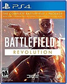 Battlefield 1 Revolution Edition - PlayStation 4: Electronic Arts
