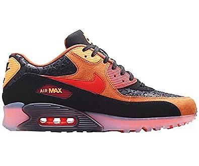 Nike Air Max 90 Ice Halloween QS Herren Schuhe EU 46 US 12