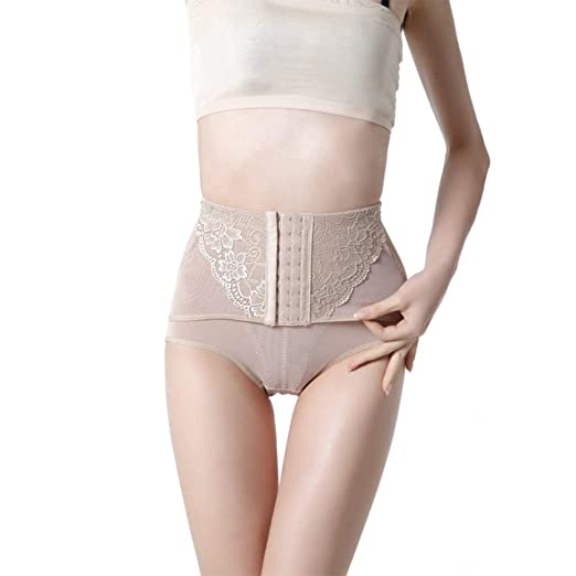 76fea289dab60 CYBLING Butt Lifter for Womens Best Waist Cincher Girdle Belly Trainer  Corset Body Shapewear at Amazon Women s Clothing store