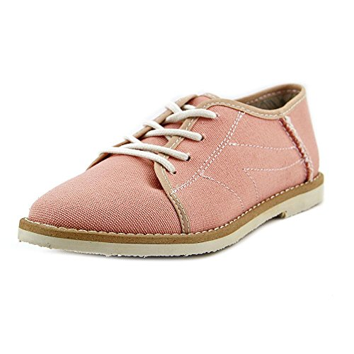 Movmt Le Fronck Män Rund Tå Canvas Blue Oxford Desert Rose