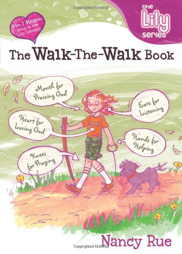 Download The Walk-the-Walk Book (Young Women of Faith Library, Book 12) pdf epub